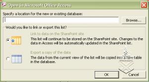 Access Prompt